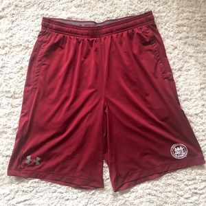Men's Under Armour MIT Athletic Shorts